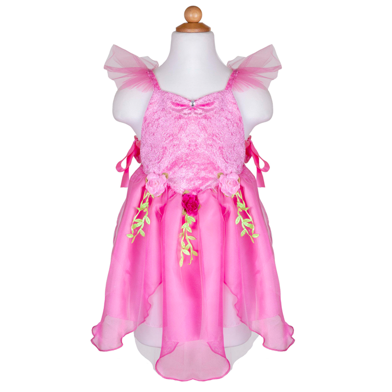 Great Pretenders Costumes - Forest Fairy Tunic - Pink