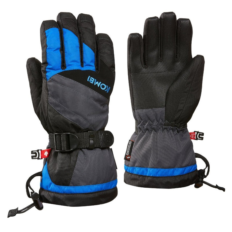 kombi og jr. glove nordic blue