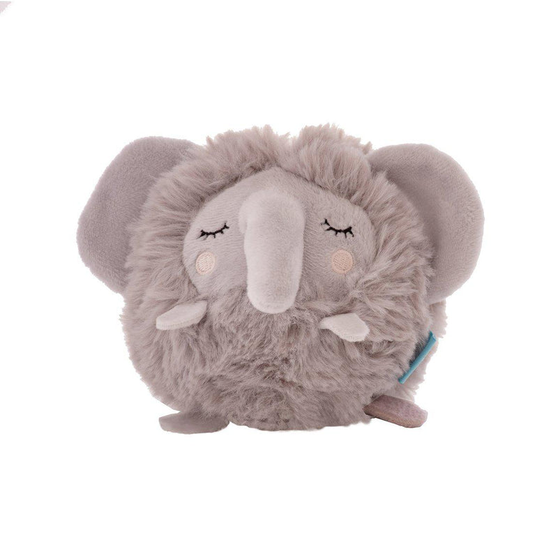 Manhattan Toys Plush Squeezmeez - Elephant