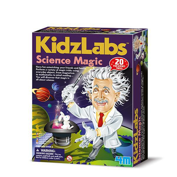 4M Kidz Labz - Science Magic