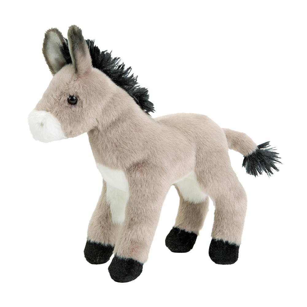 Douglas Cuddle Toys - Bordon The Burro