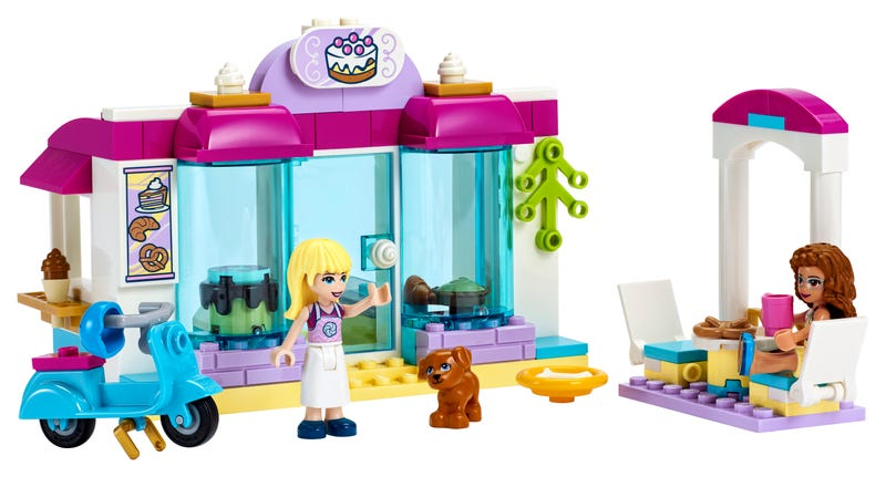 Lego Friends - Heartlake City Bakery 41440