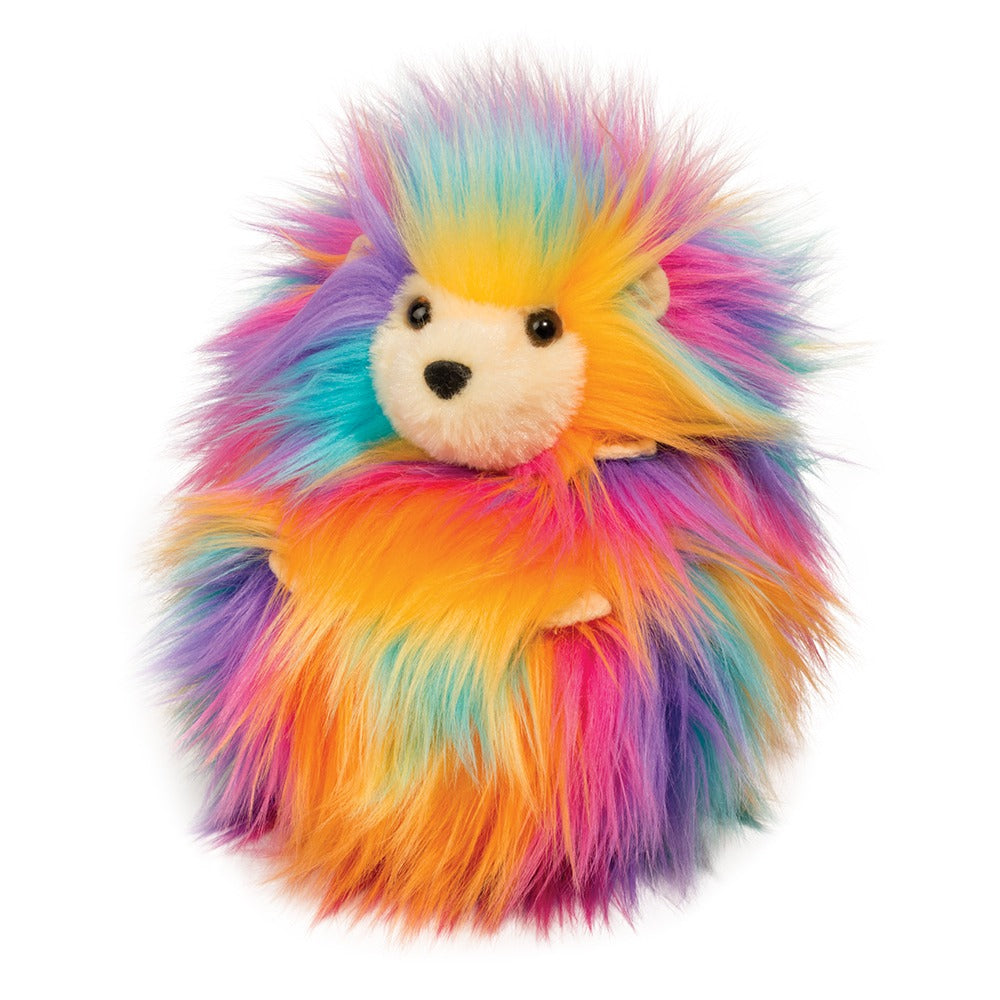 Douglas Leon The Rainbow Hedgehog Fuzzle