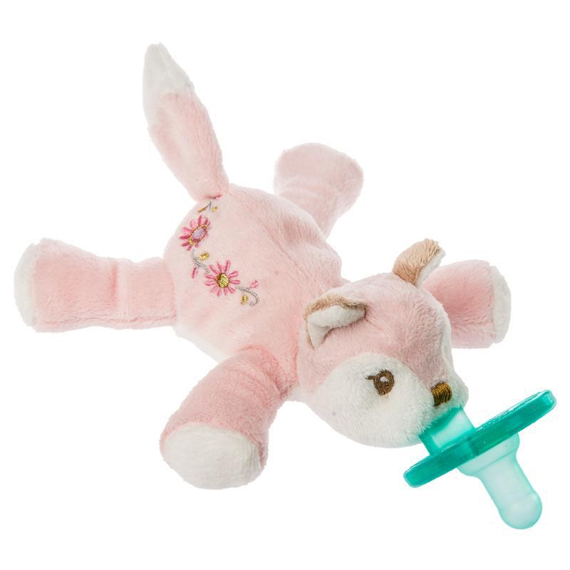 Mary Meyer Wubbanub Pacifier - Itsy Glitzy Fox