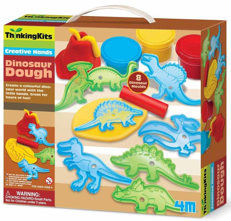 4M Thinking Kits - Dinosaur Dough