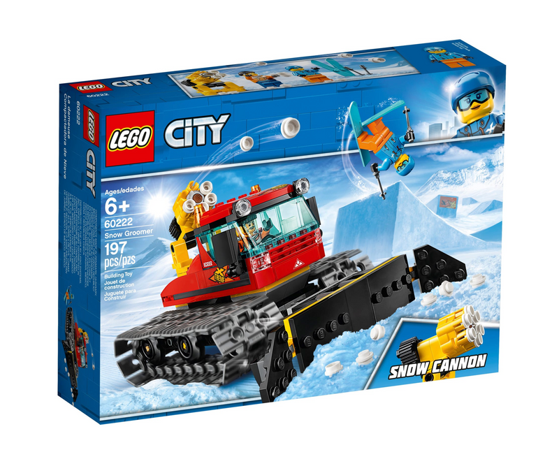 Lego City -  Snow Gromer 60222