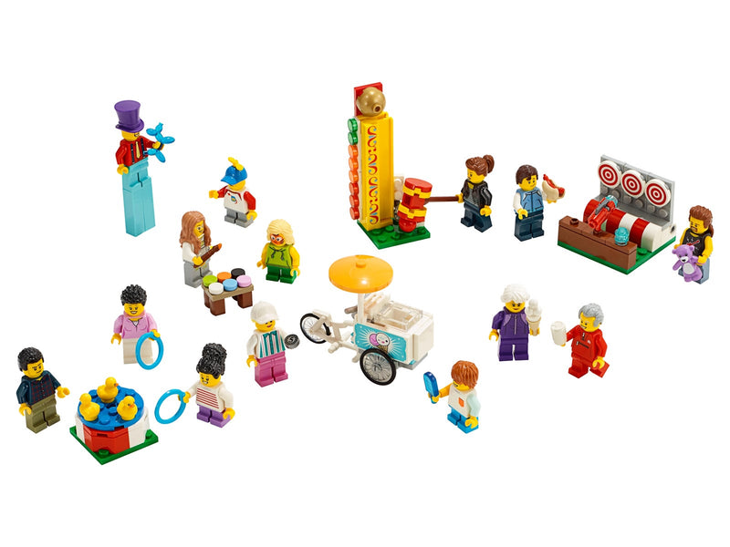 Lego City -  People Pack Fun Fair 60234