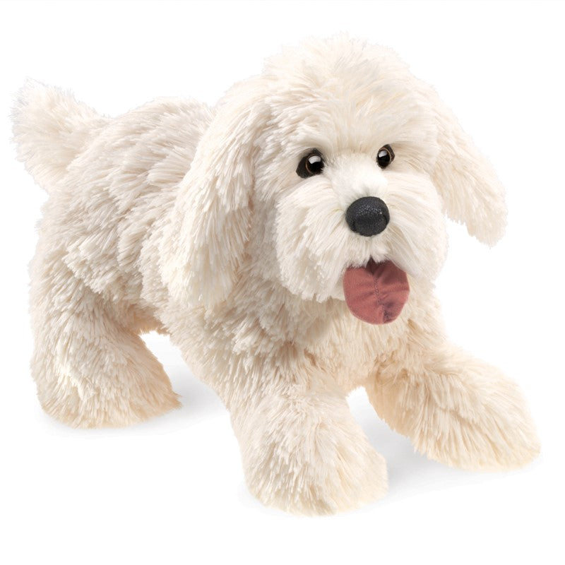 Folkmanis Puppets - Panting Dog