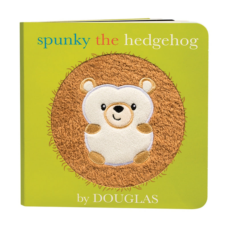 Board Book - Spunky The Hedgehog