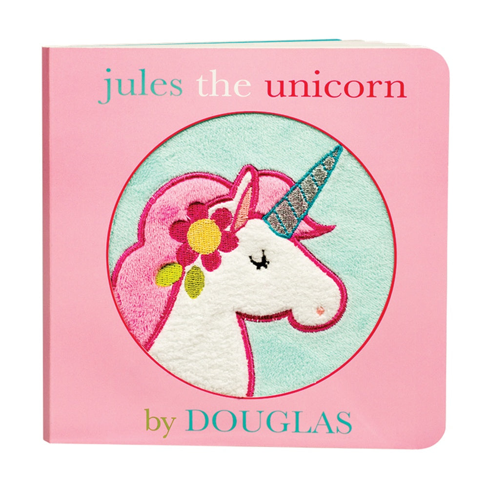 Board Book - Jules The Unicorn