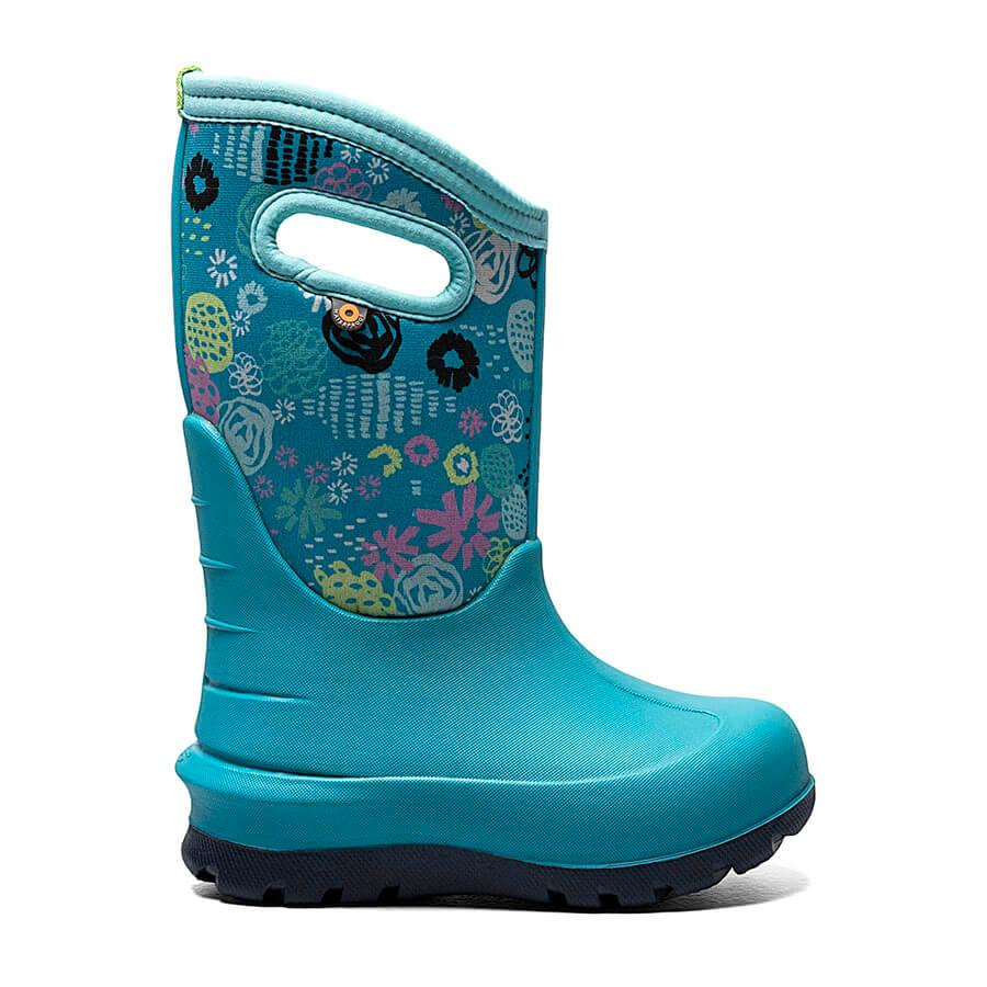 Bogs Winter Boots - Neo-Classic - Garden Party Teal
