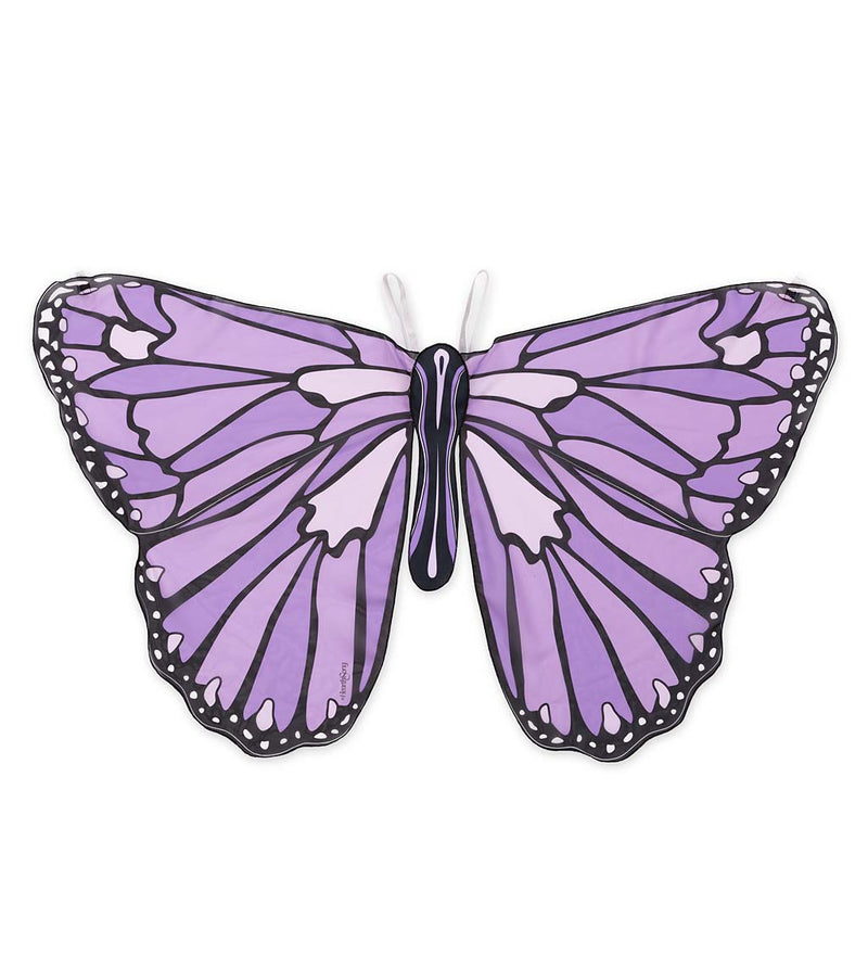 Magic Cabin Butterfly Wings - Purple Monarch