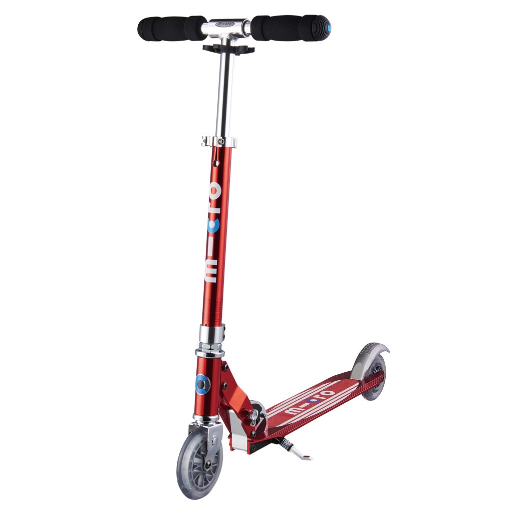 Micro Scooters Micro Sprite Scooter - Red Stripe
