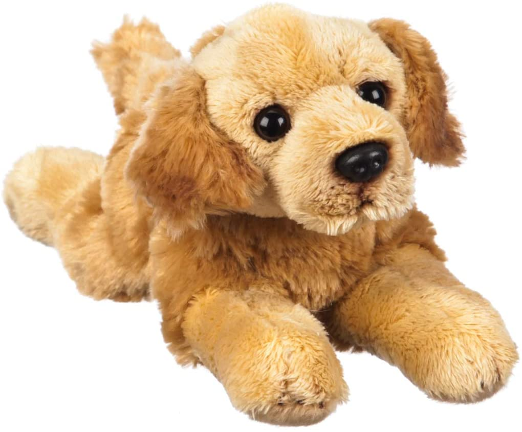 B. Boutique Bean Bag Animal - Golden Retriever 8""