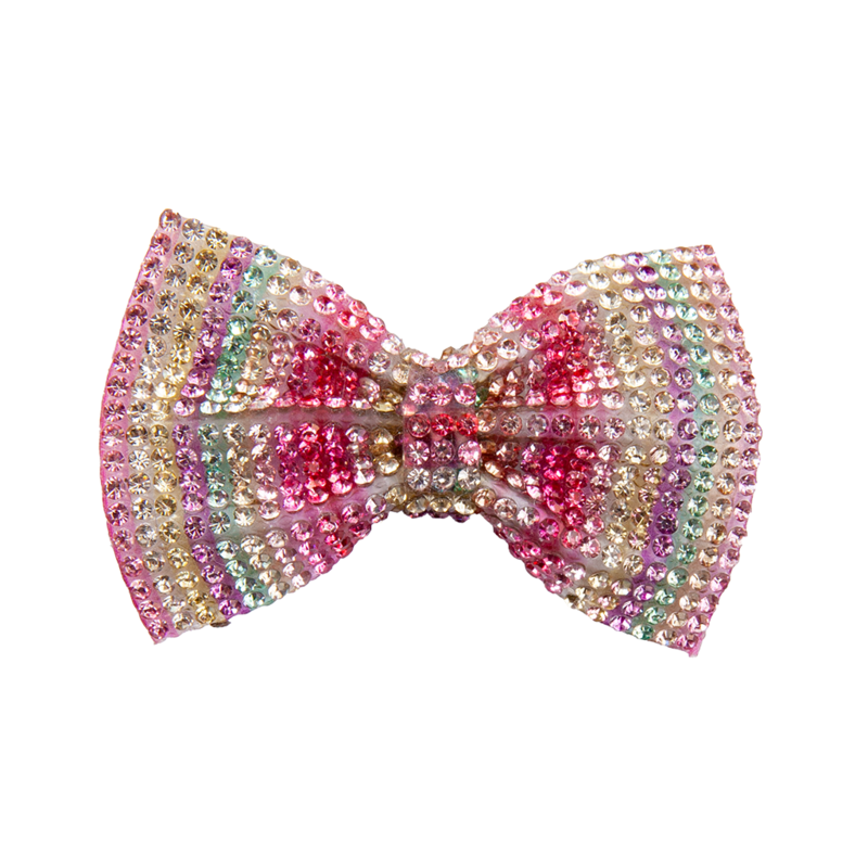 Great Pretenders Jewelry - Boutique Gem Bow Hairclip