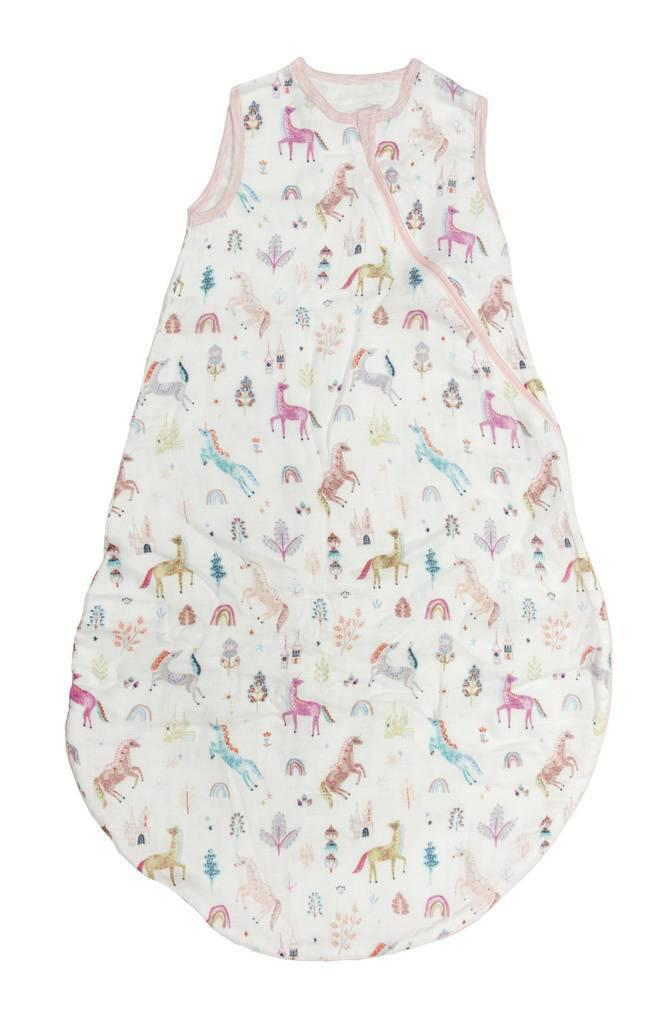 LouLou Lollipop Sleep Sack - 1 TOG - Unicorn Dream