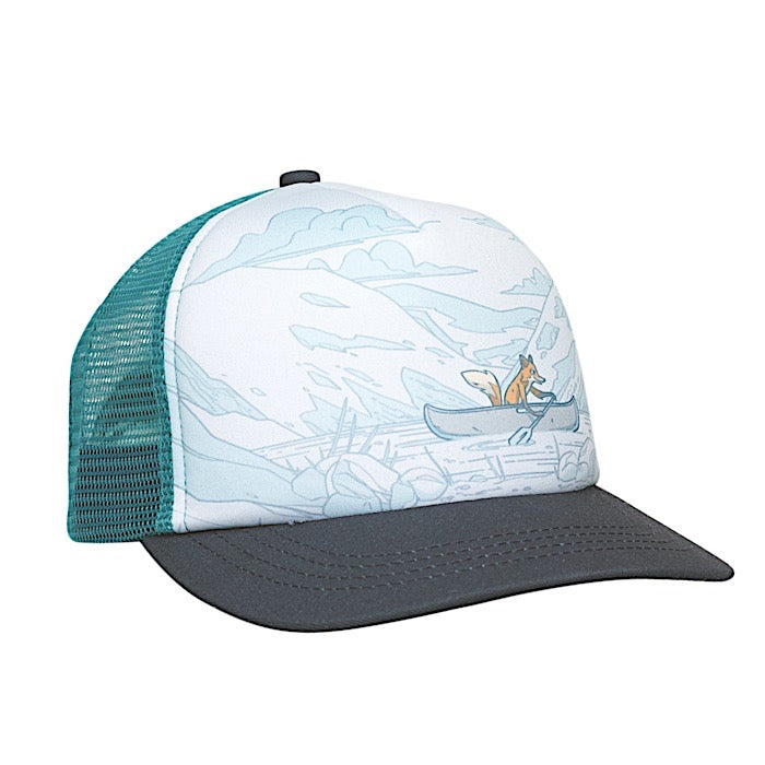 Ambler Kids Cap - Actimals - Teal