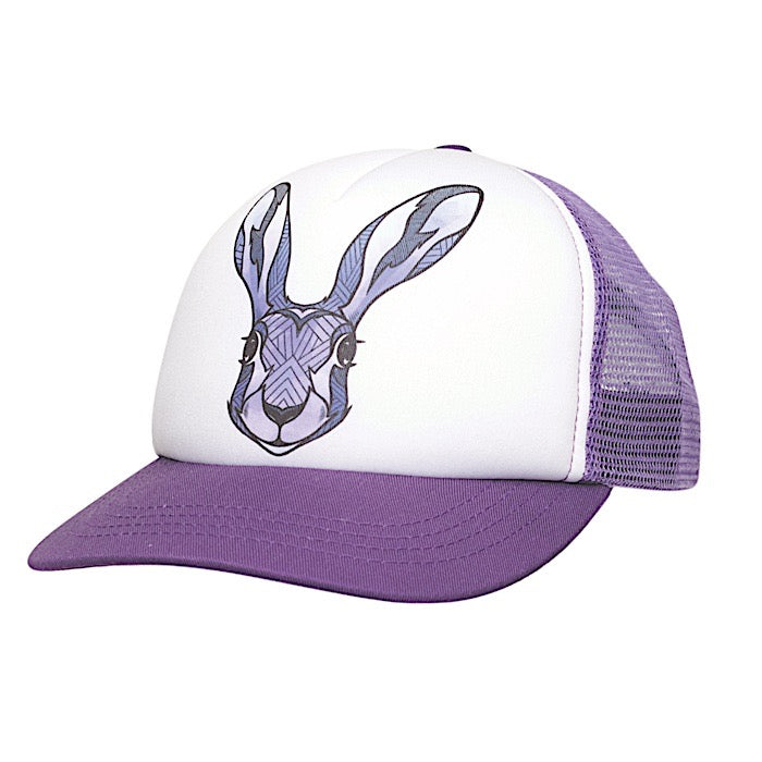 Ambler Kids Cap - Faces - Hare