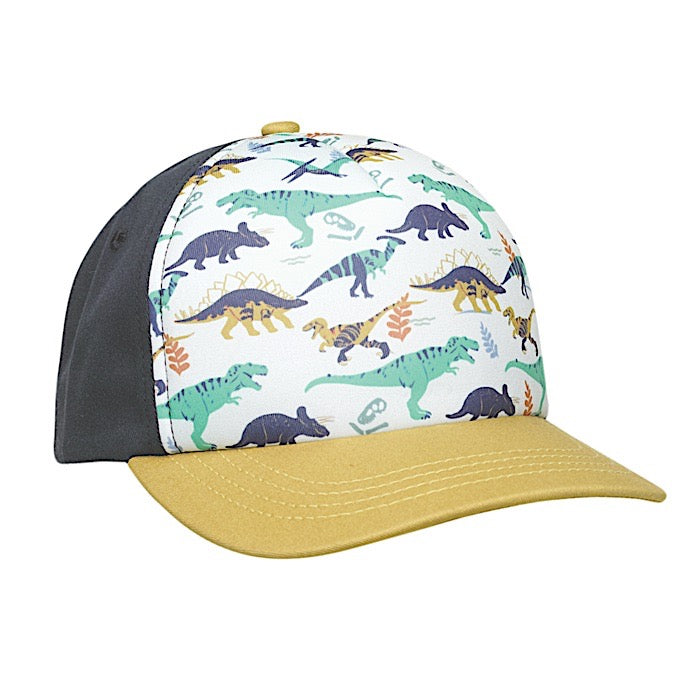 Ambler Kids Cap - Little Leaguer - Dino
