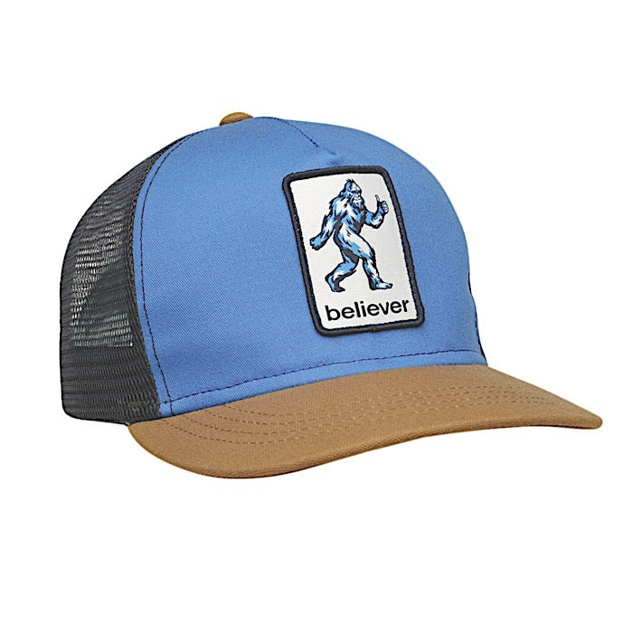 Ambler Kids Cap - Sasquatch - Royal