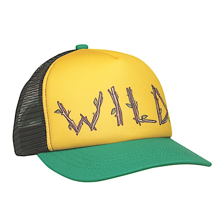 Ambler Kids Cap - Wild - Kelly Green