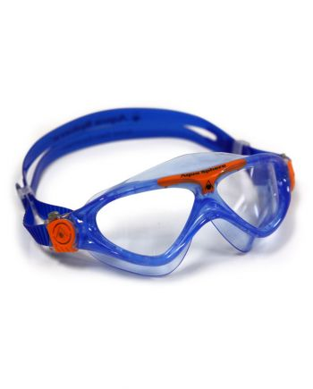 Mask Vista Jr Blue/Orange