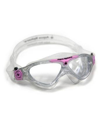 Mask Vista Jr Glitter/Pink