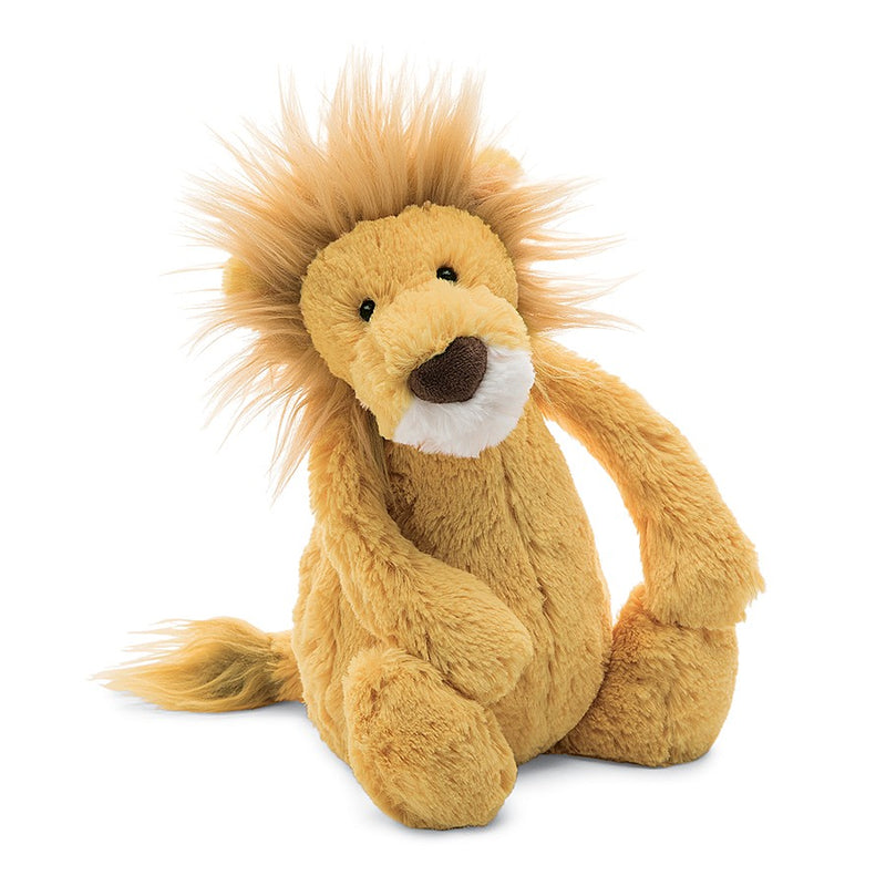 Jelly Cat Stuffie - Bashful Lion - Medium