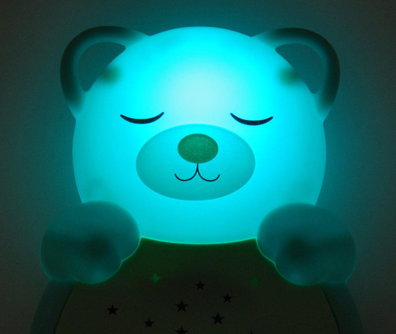 Cloud B Sweet Dreamz On The Go - Aqua Bear