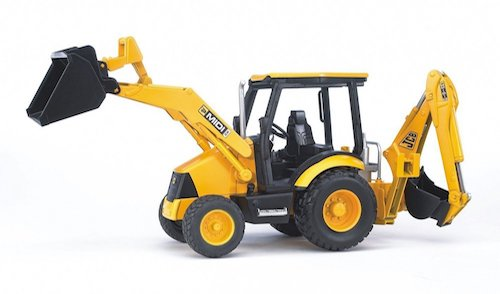 JCB CX Backhoe Loader
