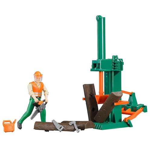 Logging Set w/man