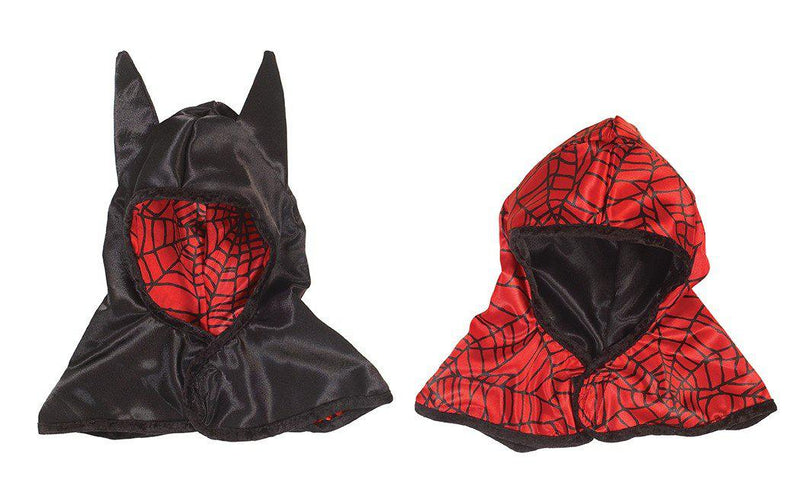 Spider/Bat Rev Hood