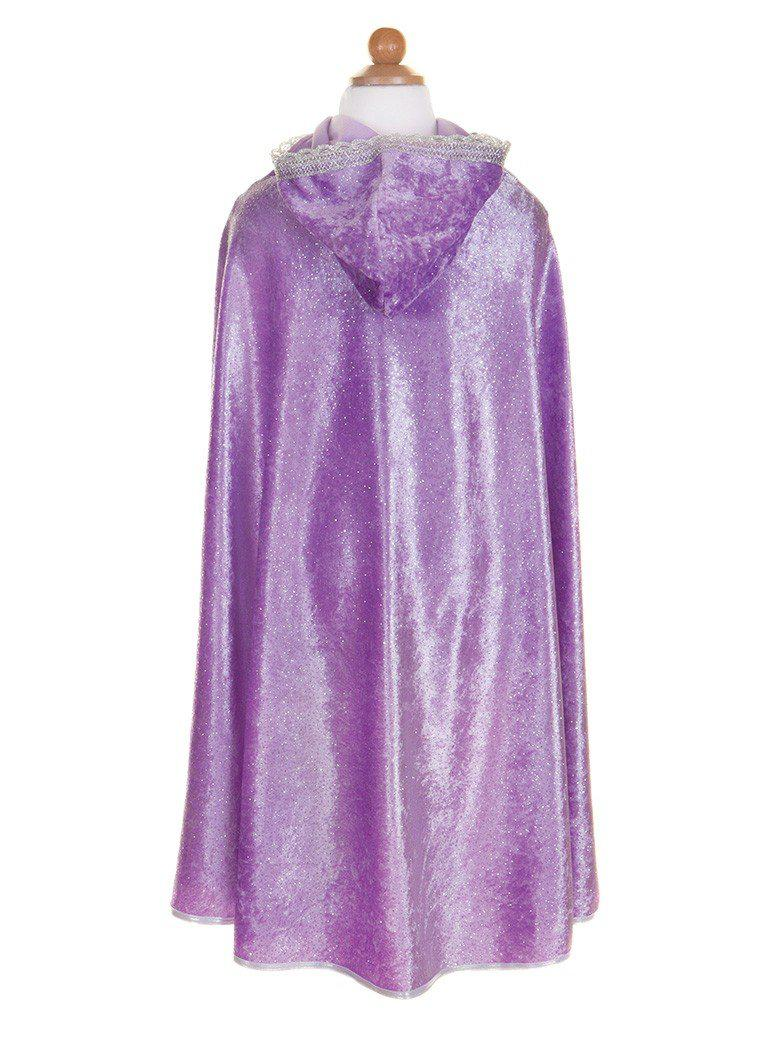 Diamond Sparkle Cape - Lilac