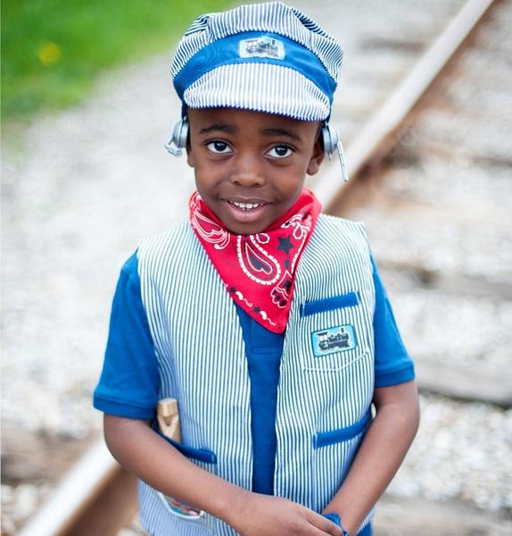 Train Conductor Set
