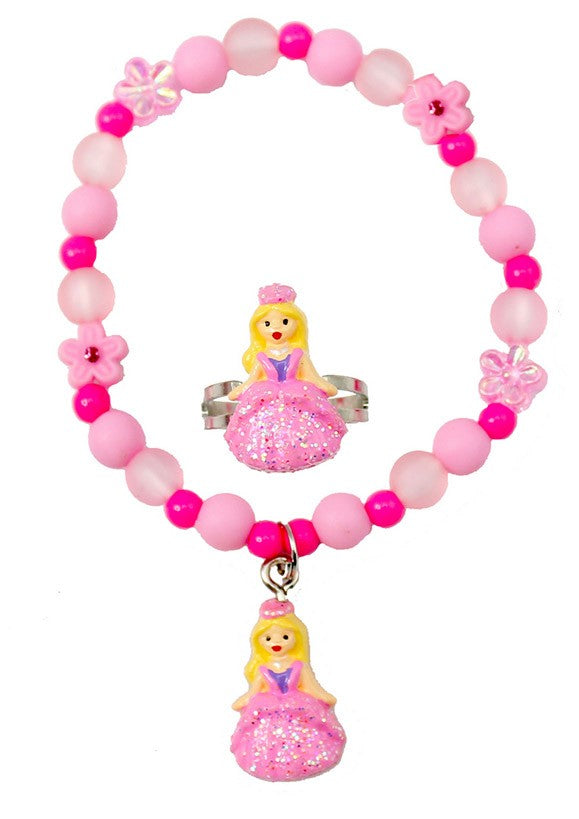 Princess Ball Gown BraceltRing