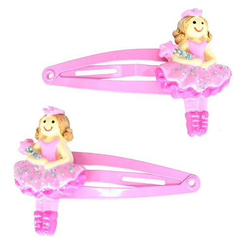Fairy Priincess Hairclip 2pc
