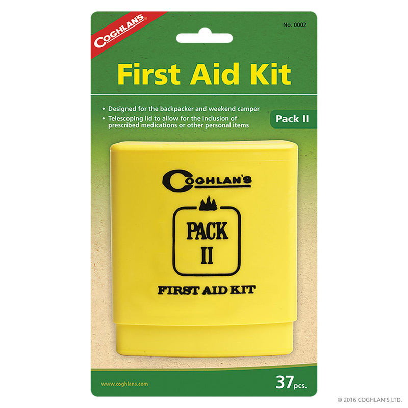 Coglhlans Pack 2 First Aid Kit