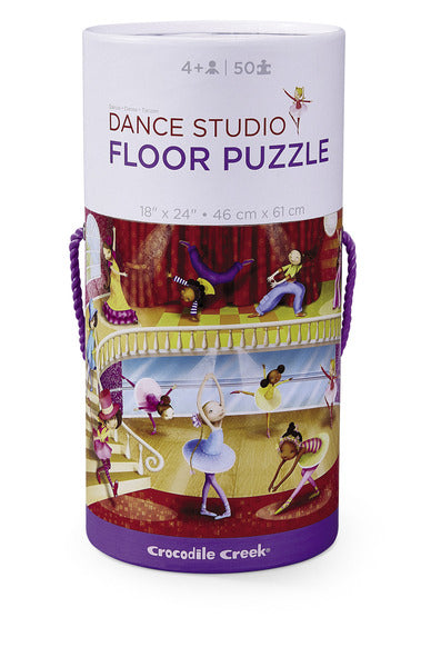 Puzzle50pc/Floor/Dance