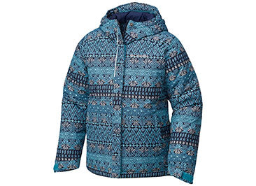 Horizon Ride Jacket Blue 3T