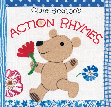Board Book Action Rhymes