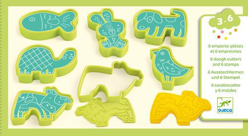 Modelling Clay Set - Farm Anim