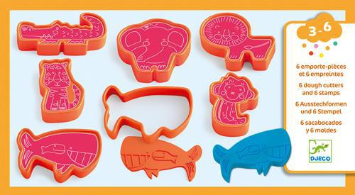 Modelling Clay Set Wild Animal