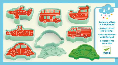 Modelling Clay Set Vehicles