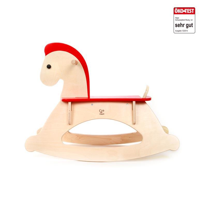 Hape Grow-With-Me Rocking Horse