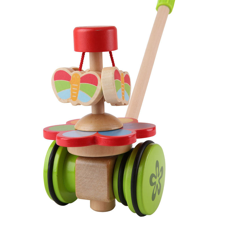 Hape Dancing ButterflyPush Toy