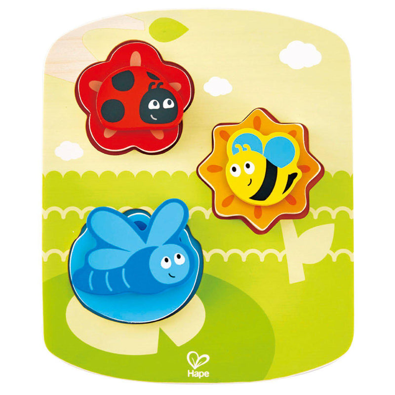 Hape Puzzle Dynamic Insect