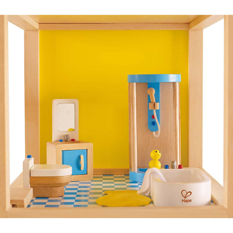 Hape Doll House - Bathroom