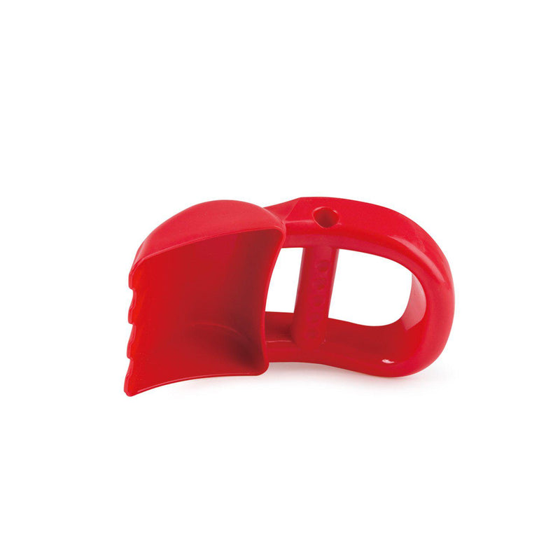 Hape Sand Toys - Hand Digger - Red