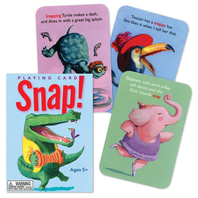 Card Game - Snap