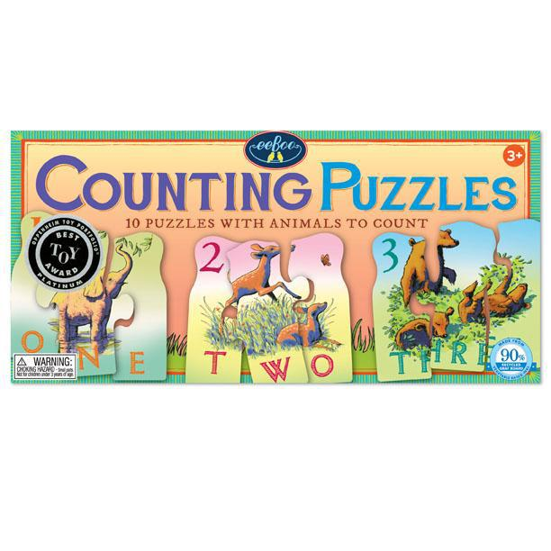PuzzleAnimal counting
